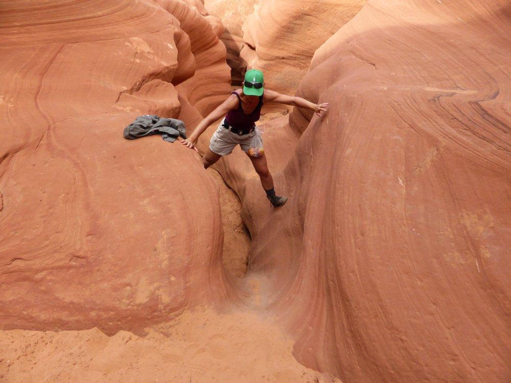 waterholes canyon permit