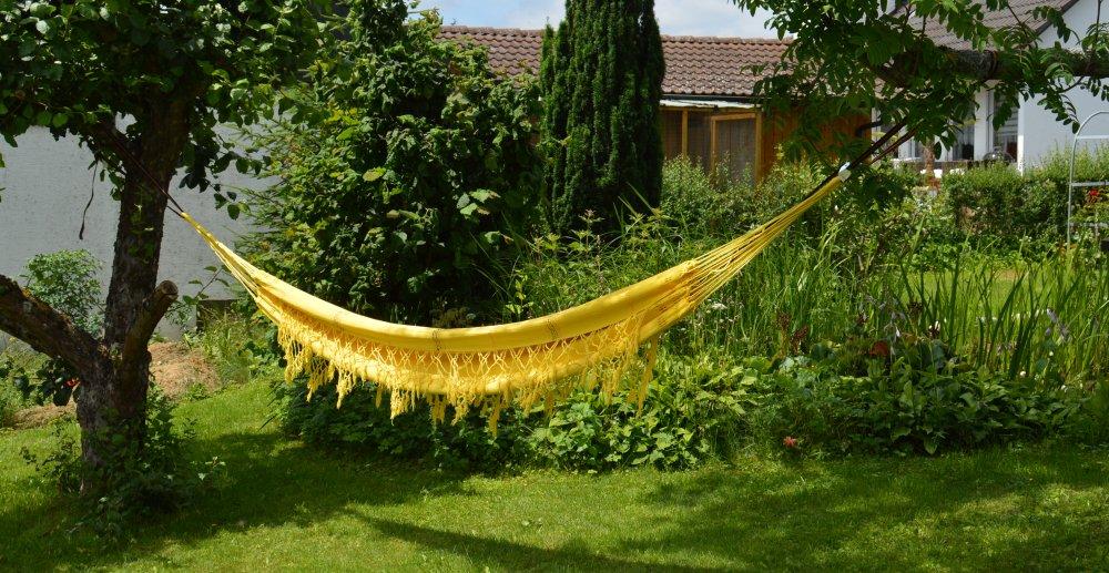 Die Seele Baumeln Lassen Hangematten Fur Haus Und Garten Libellius